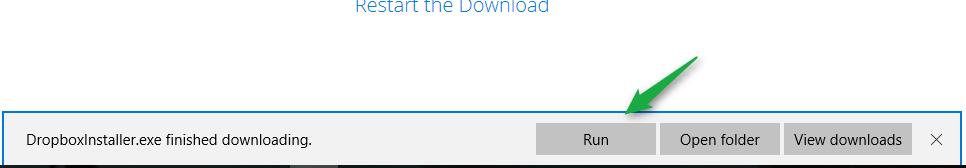 Phòng chống mất dữ liệu khi HDD bị hư hay bị virus phá file với Dropbox