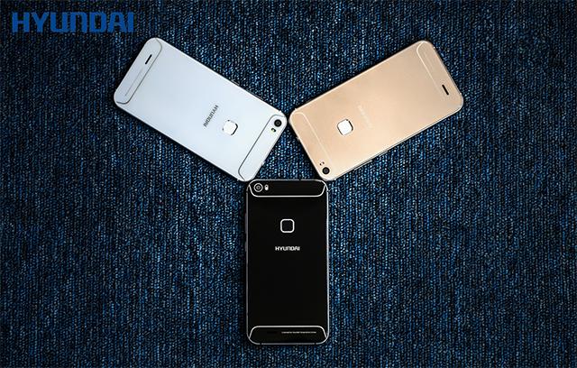 Hyundai chính thức ra mắt dòng smartphone Seoul 5 và Seoul S6 tại Việt Nam