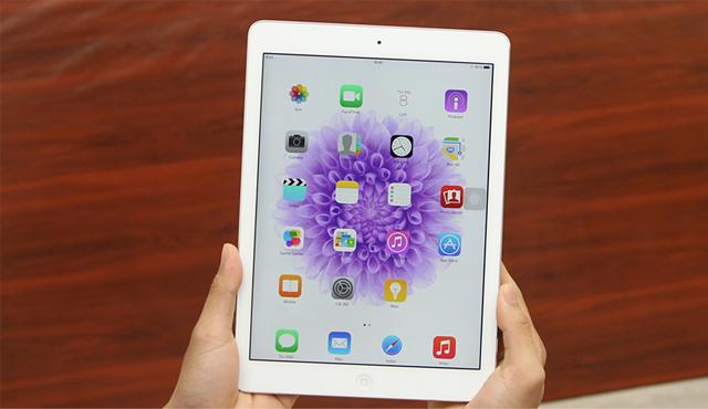iPad Air 4G 32GB thiết kế