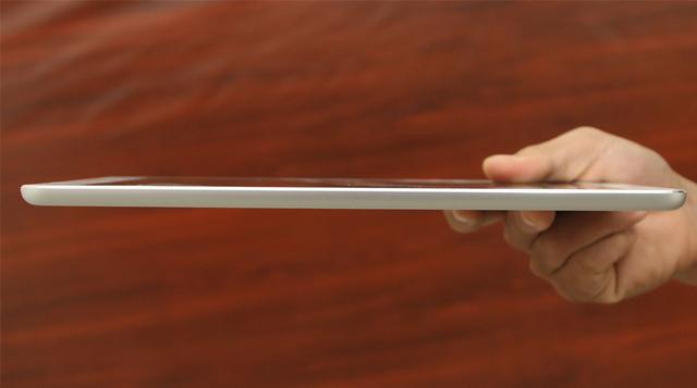 iPad Air 4G 32GB thiết kế 2